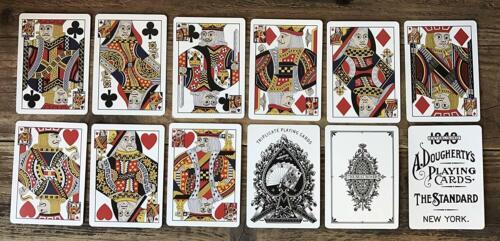 Triplicate Dragon Restoration Blue Playing Cards Poker Size Deck USPCC Limited