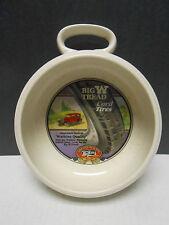 "Watkins Heritage Collection Ceramic Soup Bowl ""Big W Tread Cord Tires""  1992"