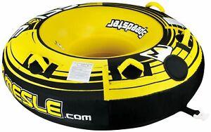 MESLE Tube Speedster 58'' gelb, Towable-Tube, Fun-Tube, Donut Wasser-Reifen