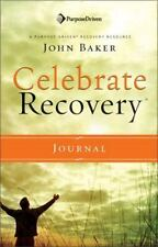 Celebrate Recovery Journal, Zondervan, Acceptable Book
