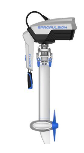 ePropulsion Spirit 1.0 Plus XS//S//L Elektromotor Außenboarder E-Motor Bootsmotor