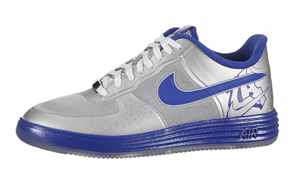 Men's Brand New Nike Lunar Force 1 Fuse CTY Fashion Sneakers