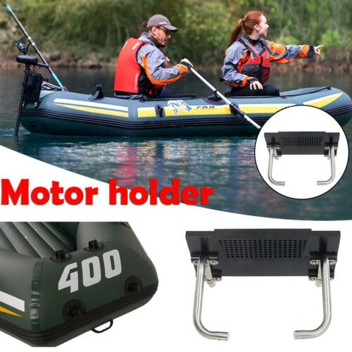 Assault Boat Inflatable Boat Kayak Motor Holder Motor Fixed Stand Support Frame