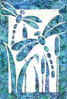 Dragonflies Flight Dragonfly Applique Pacific Rim Quilt Pattern