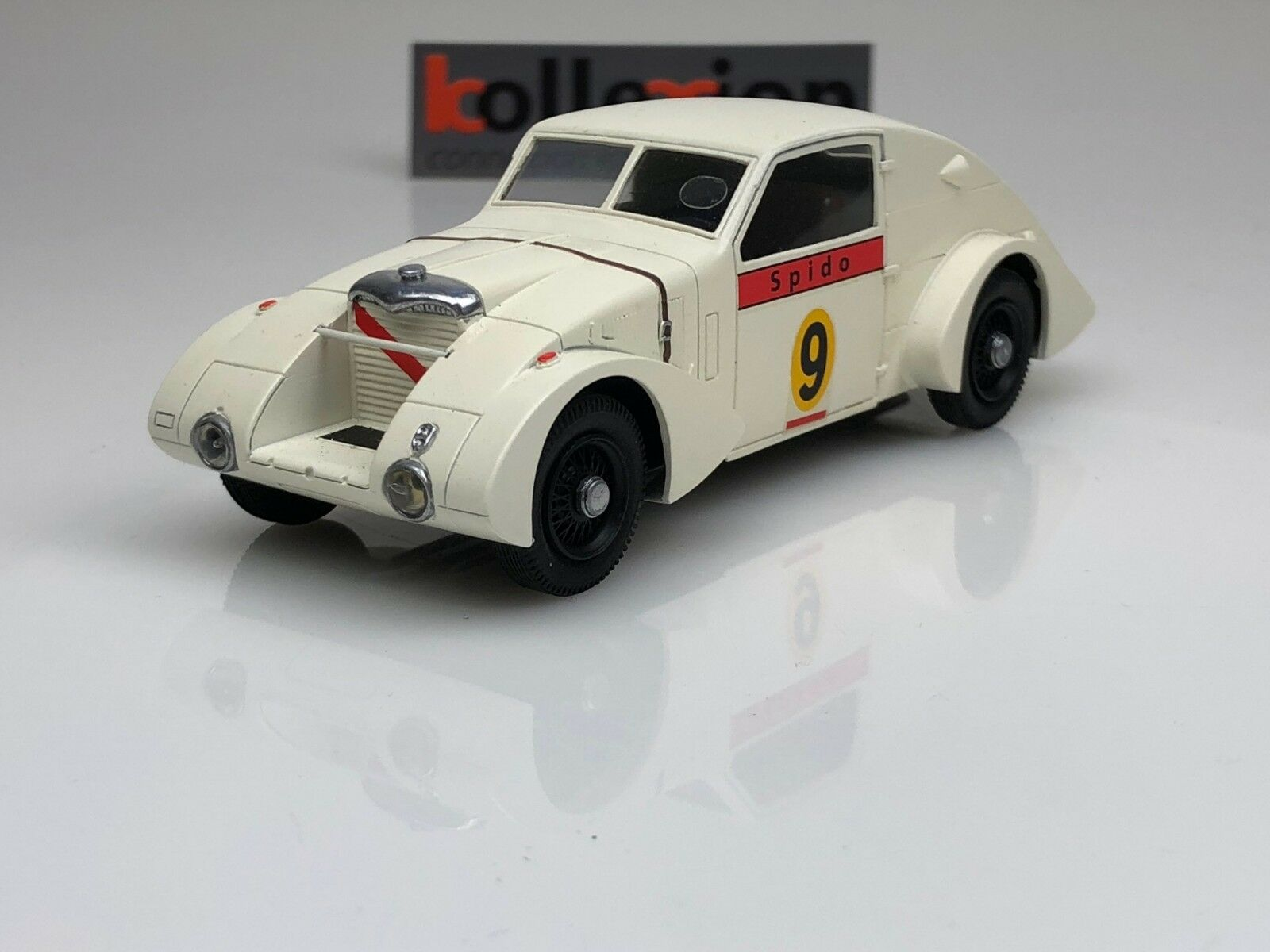 Citr Spido CITROEN 15CV Record clear 1933 1.43
