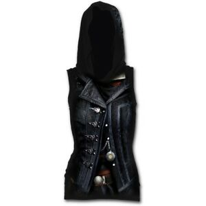Spiral-Direct-Assassins-Creed-SYNDICATE-EVIE-Gothic-Hoodie-Licensed-Hood-Girls