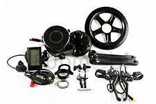 Bafang 48V 750W Mid-Drive Motor E-Bike Conversion Kit With Integrated Controller