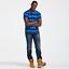 Timberland-Men-039-s-Short-Sleeve-Pique-Summer-100-Cotton-Polo-Shirt-A1KVN thumbnail 15