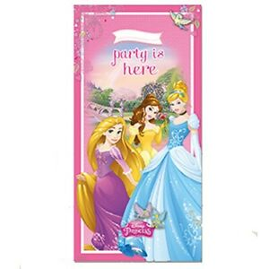 DISNEY-PRINCESS-DOOR-POSTER-PERFECT-TO-WELCOME-YOUR-PARTY-GUESTS