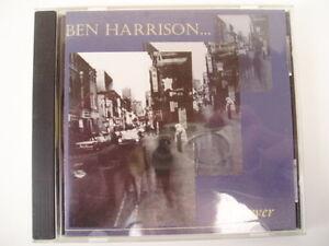 BEN-HARRISON-FOREVER-SCARCE-OZ-4-trk-CD