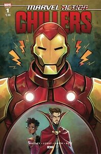 Marvel-Action-Chillers-1-NM-1st-Print-IDW-Comics