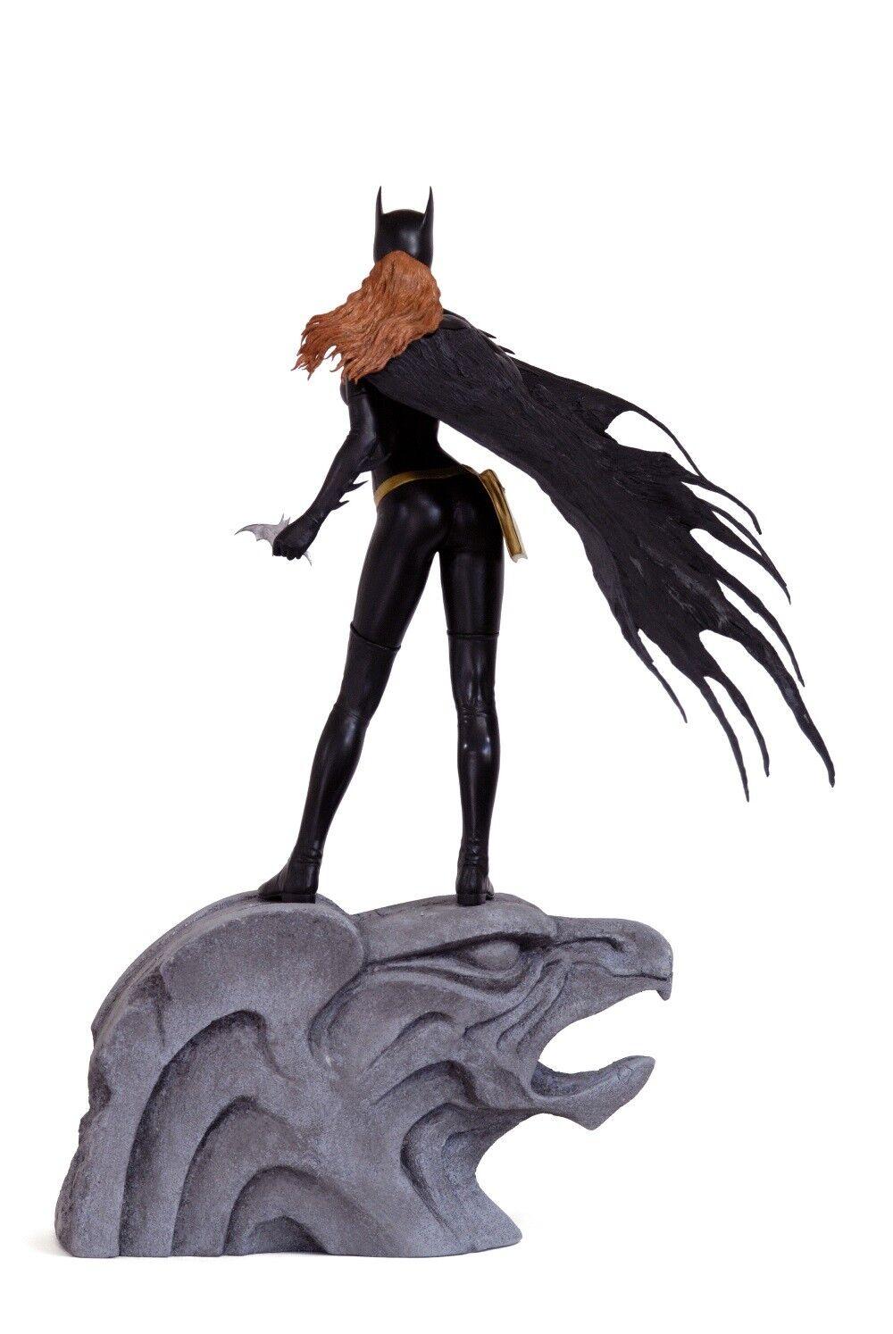 Statua Batgirl - Luis Luis Luis Royo - Fantasia cifra Gtuttiery Dc Comics Yamato-En 862386