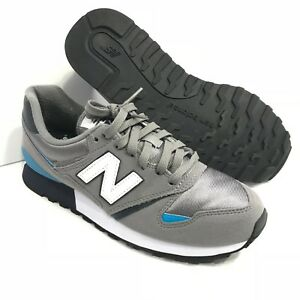 Details about New Balance Mens 446 Classic Casual Shoes U446BG Gray 7 Y0306