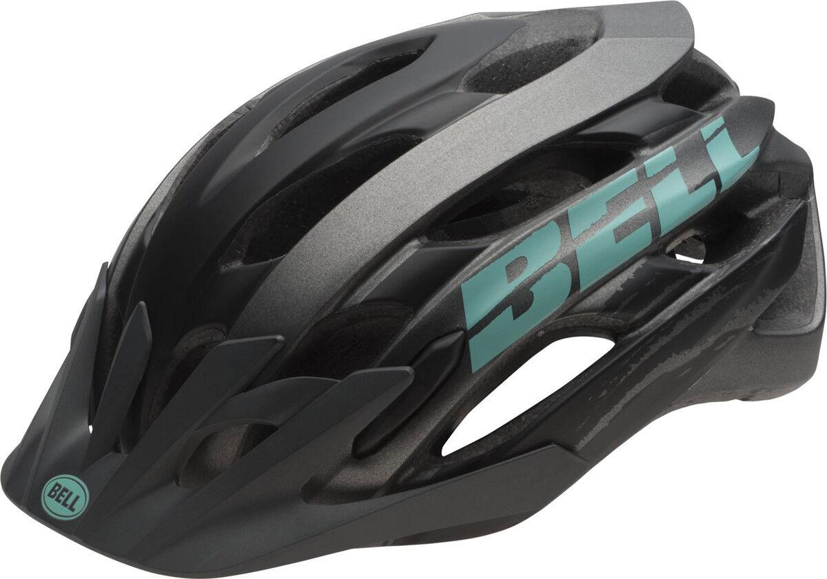 Bell Soul señora bicicleta bicicleta casco negro verde 2016