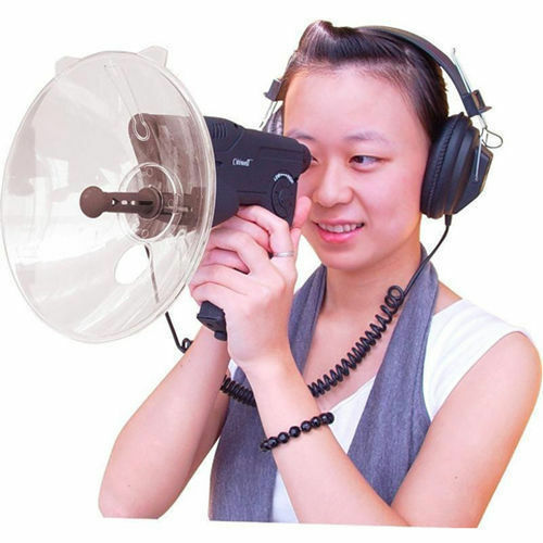 Spy Listening Device Extreme Sound Amplifier Ear Bionic Nature Recording Watcher