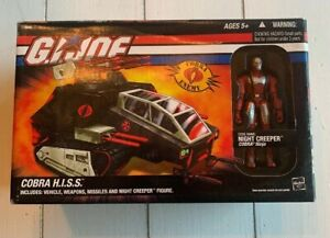 GI-Joe-25th-Anniversary-Cobra-HISS-Tank-with-Night-Creeper-Cobra-Ninja-eb-8
