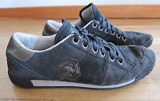 Puma Rudolf Dassler Black Suede Leather Sneaker Men's Size 9