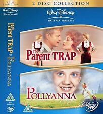 The Parent Trap/Pollyanna  Hayley Mills Brand  New DVD