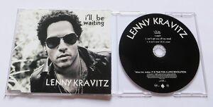 Lenny-Kravitz-I-039-ll-be-waiting-CD-MAXI-IT-Ain-039-t-Over-039-Til-It-039-s-Over