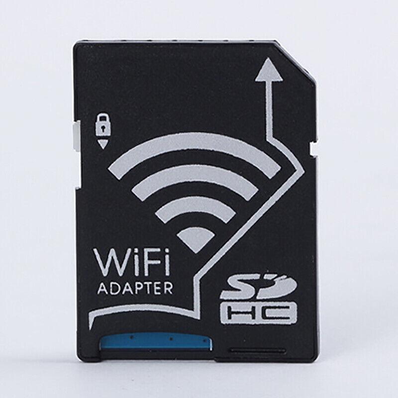 Mini Micro TF To Wireless WIFI Memory Card Adapter Transmitter For Canon Camera