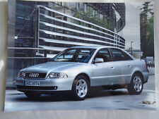 AUDI A4 1.9 TDI Press Photo Folleto de febrero de 2000
