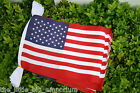 U.S.A. 30 Flag Bunting 9 Metres Flags Banner String American USA United States