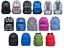 NEW-Unisex-Lightweight-Travel-Sports-School-Rucksack-Backpack-Shoulder-Book-Bag thumbnail 1