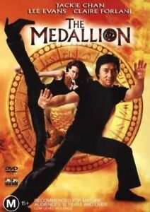 The-Medallion-DVD-2004-Jackie-Chan-John-Rhys-Davies-Claire-Forlani