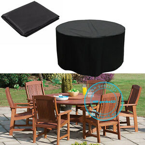 Large Storage Patio Furniture Cover