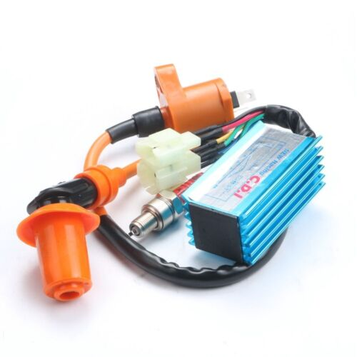 Spule CDI Zündung Peugeot Vclic Roller chinesisch 139qmb gy6 4t 50cc