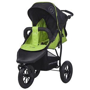 Knorr-Baby-Happy-Colour-Sportwagen-Joggy-S-mit-Schlummerverdeck-gruen-NEU