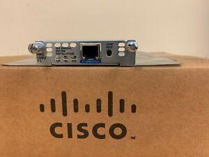 Genuine-Cisco-HWIC-1DSU-T1-1-Port-T1-Fractional-T1-DSU-CSU-WAN-Interface-Card