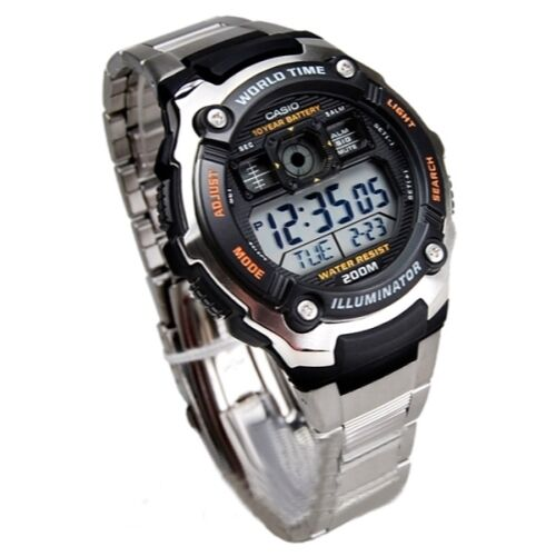 Casio General Men's Watches Sporty Digital AE-2000WD-1AVDF - WW   Ebay
