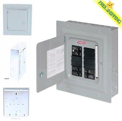 Eaton 200-Amp 40-Space 50-Circuit Main-Breaker Box Indoor Home Electrical-Panel