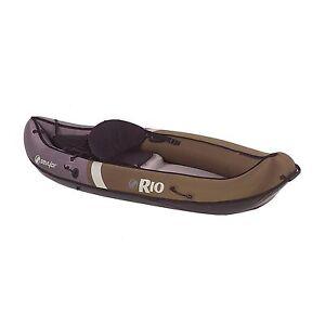 Coleman Inflatable Canoe