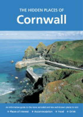 The Hidden Places of Cornwall (Travel Publishing), James Gracie, Used; Good Book