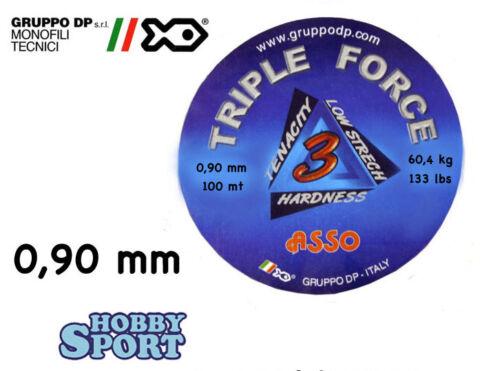 FILO ASSO TRIPLE FORCE MT 100 mm 0,90