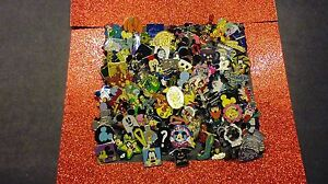 DISNEY-PINS-50-DIFFERENT-PINS-FAST-USA-SELLER-CL-LE-HM-amp-CAST-PINS-MIXED-LOT