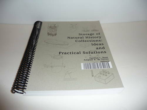 Storage of Natural History Collections Vol 2 Ideas 1995