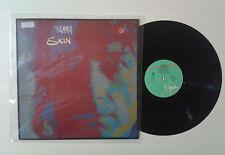 """Peter Hammill """"Skin"""" LP VIRGIN FONDL 3 Italy 1986 VG/VG"""