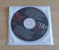 HIT TRAX (R.KELLY, SCORPIONS, BRYAN ADAMS) - CD PROMO COMPILATION