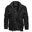 Emperor™ Men/'s Jacket Plus Size Von Goth De Hombre Goth Long Sleeve