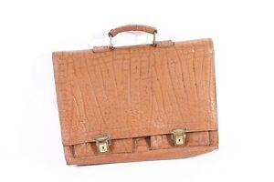 Old-Briefcase-GDR-Bag-Office-Decorative-Design-Classic-Art-Retro-Vintage