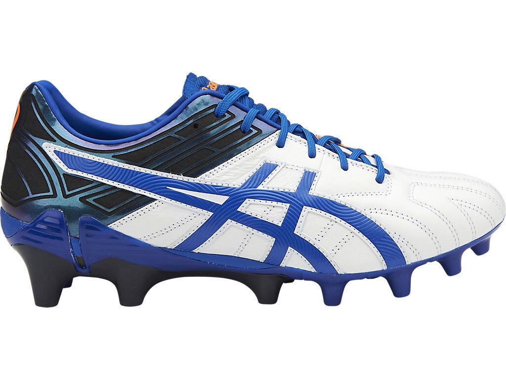 NUEVO  ASICS GEL Lethal Tigreor 10 lo Para Hombre botas de fútbol (0145)