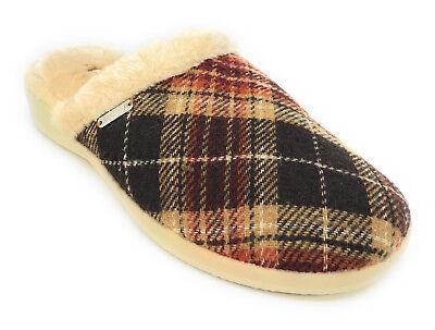 Beppi Damen Hausschuhe Pantoletten Pantoffel Slipper Damenhausschuhe Gefüttert