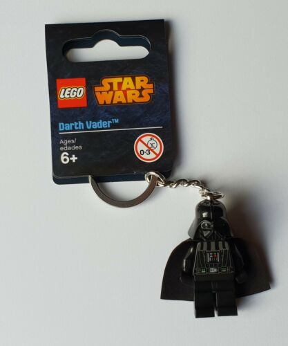 LEGO Darth Vader Portachiavi//Keyring-Star Wars 850996