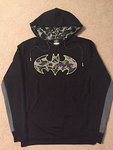 BATMAN Superman JUSTICE LEAGUE movie Joker MEN/'S New HOODIE Jacket Sweat SHIRT