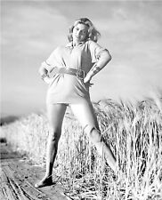 ANITA EKBERG  8 X 10 PHOTO GLOSSY # 7