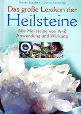 Das große Lexikon der HEILSTEINE - Dieter Stephan & David Aschberg BUCH