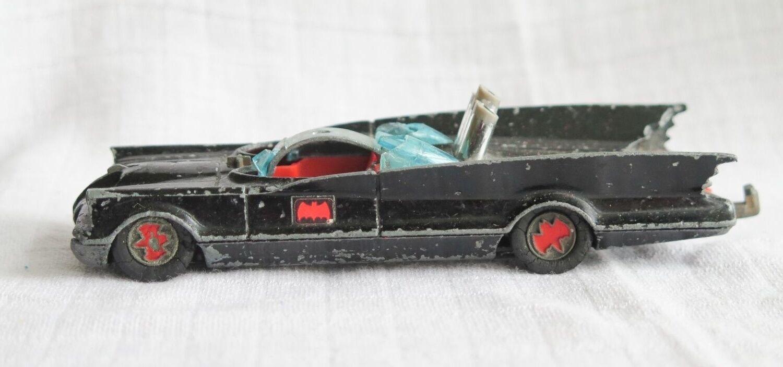 Très rare 2ND ÉDITION Vintage Corgi Toys   267 BATMOBILE Batman Diecast voiture 1966
